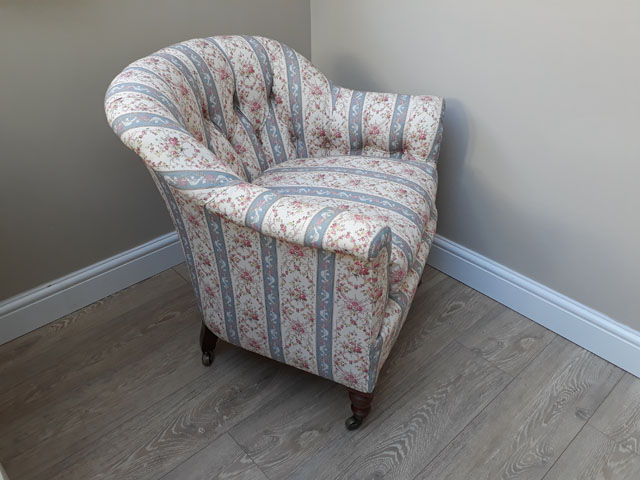 Howard and Sons Pickwell Chair for sale